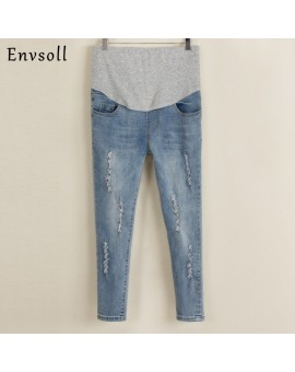 2017 New Maternity Jeans Summer Winter Multi-style Jeans Pants for Pregnant Women Elastic Waist Jeans Pregnant Pregnancy Clothes