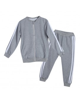 2pcs Baby Boys Girls Autumn Sport Suit Children Sportswear Casual Clothes Coat Pants Outfit Set