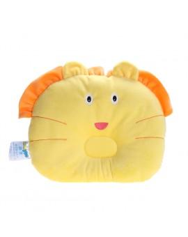 Baby Prevent Flat Head Pillow Newborn Cartoon Lion Cushion Infant Soft Sleeping Positioner