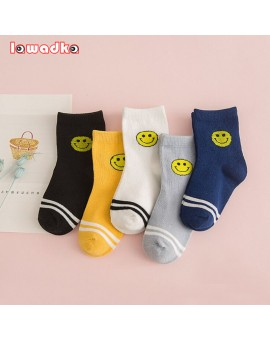 10 Pieces/lot=5Pairs Cotton New Born Kid Socks Fashion Sport Short Socks Baby Girls and Boys