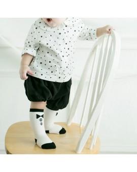 2015 Cotton Baby Socks Dot Bowknot Girls Socks Fashion Meias Infantil Boys Socks Magic