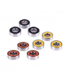 3pcs/set Stainless Steel Hand Spinner Bearings Tri-Spinner Fidget Toy Accessory