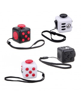 Mini Fidget Cube Toy Anxiety Stress Relief Kids Children Adults Desk Toy Gift