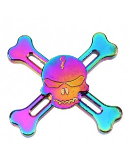 Rainbow Fidget Spinner Metal EDC Hand Spinner Figet Toy ADHD Anti Stress Focus Keep Toys Gift for Adult Children