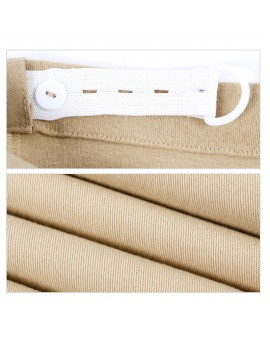 2017 Summer Straight Casual Maternity Pants Pregnancy Clothes For Pregnant Women Black Trousers Nursing Clothing Women Pants