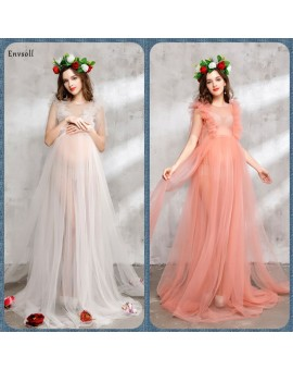 2017 High Quality Pregnant Dress Pregnancy Clothes For Pregnant Women Maternity Photograph Photography Clothes For Photo Props